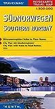 Reisekarte : Südnorwegen - Collectif