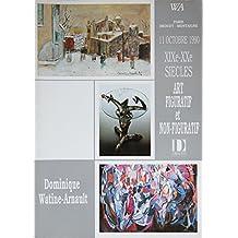 Vente du 11 octobre 1990, Paris, Drouot Montaigne, XIXe, XXe siècles, art figuratif et non-figuratif