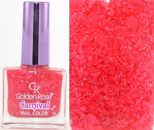 GOLDEN ROSE - Vernis Ongles Collection Carnival - 07
