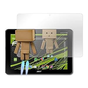 atFoliX Protettore Schermo per Acer Iconia A200 Pellicola a specchio - FX-Mirror Pellicola Proteggi con effetto specchio