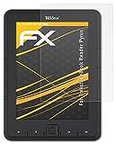 Trekstor eBook Reader Pyrus Displayschutzfolie - 2 x atFoliX FX-Antireflex blendfreie Folie Schutzfolie
