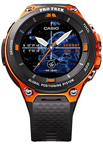 Casio WSD-F20-RG - Reloj