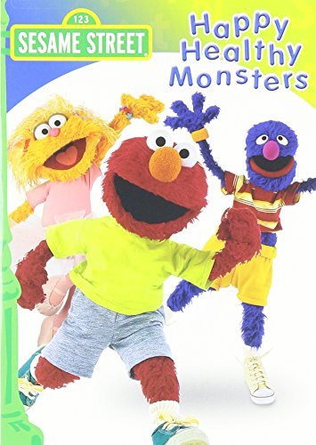 Sesame Street - Happy Healthy Monsters by Eric Jacobson