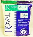 Royal Y Vacuum Bags Royal Aire Y Bags