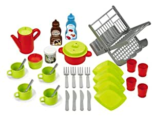 Ecoiffier - 2619 - Imitations - 39 Accessoires de Cuisine