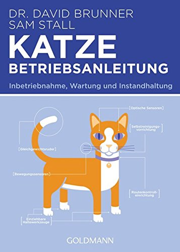Katze,Betriebsanleitung,Buch,Tipps
