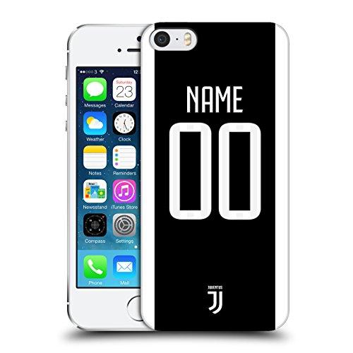 Head case designs personalizzata personale juventus football club in casa cover retro rigida per iphone 5 iphone 5s iphone se