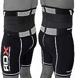 RDX Rückenstützgürtel Pro Gürtel, schwarz, S