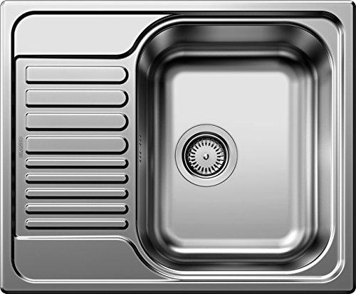 BLANCO TIPO 45 S Mini - Fregadero (Fregadero sobre encimera, Rectangular, Acero inoxidable, Acero inoxidable, 1 senos, Rectangular)