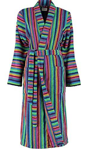 Cawö Kimono Damen-Bademantel