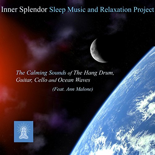 Serene Landscape - Hang Drum, Guitar, Cello and Ocean Waves