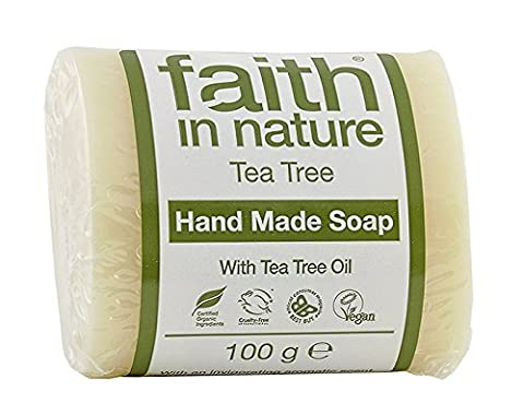 1 x 100 g Bar of Faith in Nature Soap
