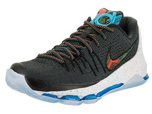Nike Kd 8 Bhm, Scarpe da Basket Uomo Nero