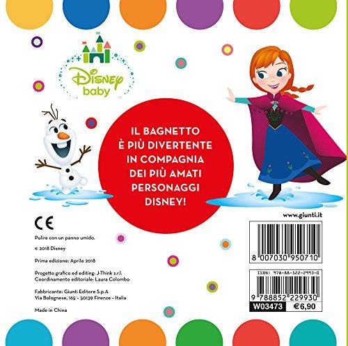 scaricare ebook gratis Disney baby. Il libro bagnetto PDF Epub