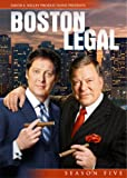 Boston Legal: Season 5 [DVD] [Region 1] [US Import] [NTSC]