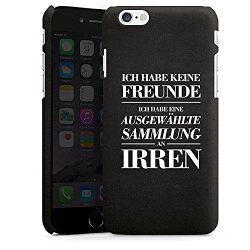 Apple iPhone X Silikon Hülle Case Schutzhülle Freunde Freundschaft Lustig Premium Case matt