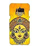 FUSON Designer Back Case Cover for Samsung Galaxy S8 Plus (Maa Durga Devi Durga Pooja Navratri)