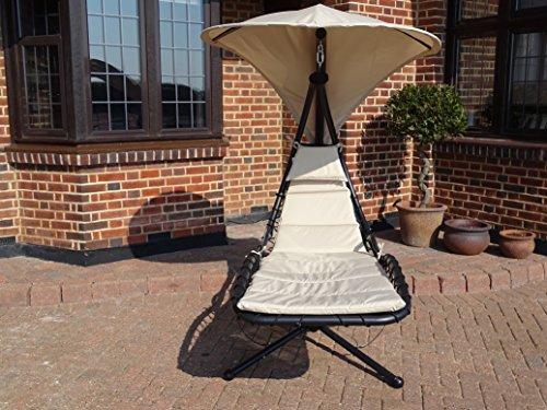 Horizon Deluxe Helicopter Dream Chair Beige
