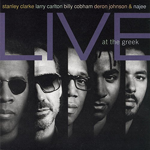 Stanley Clarke & Friends Live at the Greek (Stanley The Clarke-live At Greek)