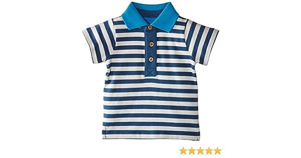 Kite Baby-Boys Polo Shirt Striped Polo Short Sleeve Polo Shirt