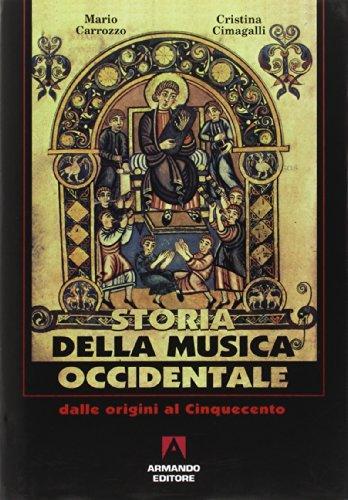 Storia della musica occidentale: 1