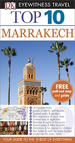 Top 10 Marrakech (DK Eyewitness Travel Guide) por DK Travel