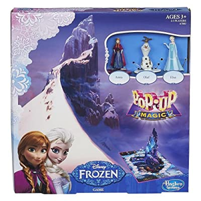 Disney Princess- Juego Pop-Up mágico de Frozen por Hasbro
