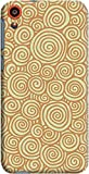 Dailyobjects Doodle Spirals Case For HTC Desire 820 best price on Amazon @ Rs. 399