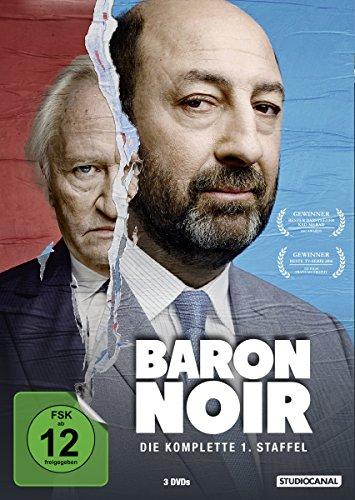 Baron Noir - Die komplette 1. Staffel [3 DVDs] (Becker Die Komplette Serie Dvd)