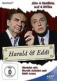 Harald & Eddi - alle 4 Staffeln [4 DVDs] -