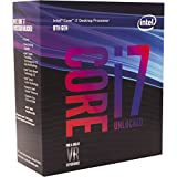 Intel Core i7 8700K Cpu Processore, Argento