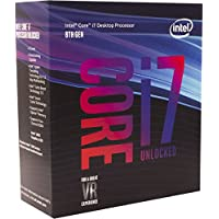 Intel Core i7-8700K 3.7GHz 12Mo Smart Cache Boîte processeur - processeurs (up to 4.70 GHz), Intel Core i7-8xxx, 3,7 GHz, PC, 14 nm, i7-8700K, 8 GT/s)