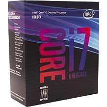 Intel Core i7-8700K 3.7GHz 12Mo Smart Cache Boîte processeur - processeurs (up to 4.70 Ghz), Intel Core i7-8xxx, 3,7 Ghz, PC, 14 Nm, i7-8700K, 8 GT/s