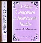 New Companion to Shakespeare