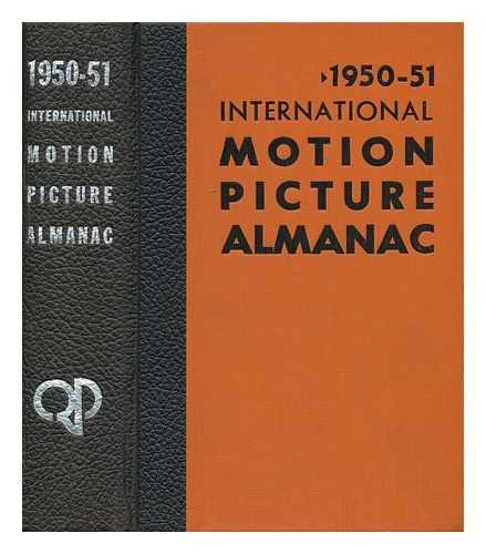 1950-51 MOTION PICTURE AND TELEVISION AL...