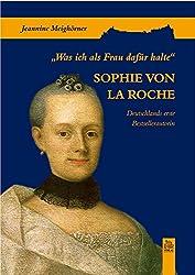 Sophie von La Roche: