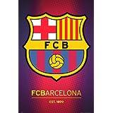 GB eye 61 x 91.5 cm Barcelona Club Crest 2013 Maxi Poster, Assorted