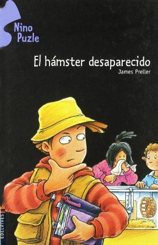 El Hamster Desaparecido (Nino Puzle) por James Preller