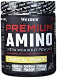 Weider Premium Amino - Tropical Punch, 800 g