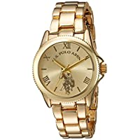 U.S. Polo Assn. Women's Quartz Metal and Alloy Casual Watch USC40043