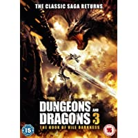 Dungeons & Dragons 3 [DVD] by Beau Brasso