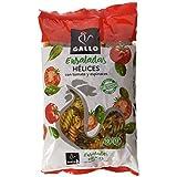 Pastas Gallo - Pasta Helices Vgt, Paquete 250 g  [Pack de 8]