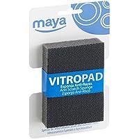Maya 07136 - Esponja Especial Vitrocerámica y Acero Inoxidable/Anti - ayas