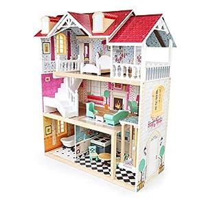 TOPBRIGHT- Casa de muñecas Country Estate (TB150198)
