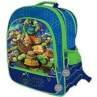 Preisvergleich für TORTUGAS NINJA Ninja Turtles–Rucksack mit 4Reißverschlüssen Anpassungsfähig zu Wagen Trolley (Astro Europa ast0940)