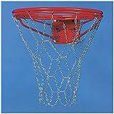 BISON SNBBSTLN Basketball Nets - Steel Chain No - Tie Super Net