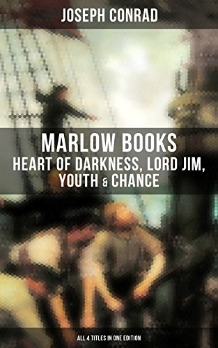 an analysis of the darkness in heart of darkness and lord of the flies by joseph conrad