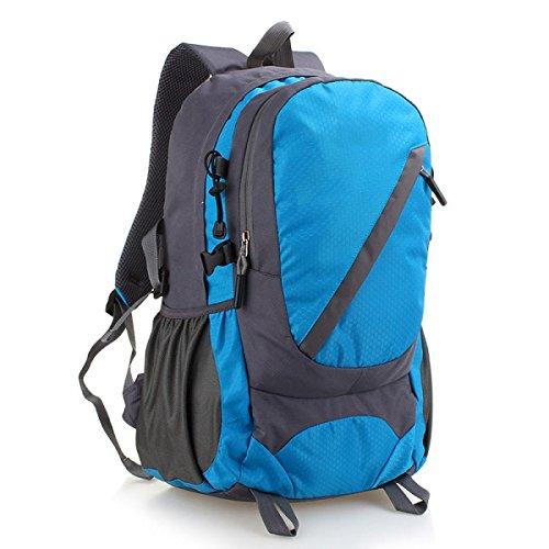 Leichte Wasserdicht 40L Rucksack Wandern Reisen Camping Strände Sport. Genießen Sie Ihre Qualität Von Outdoor-Spaß Und Einfach,Red-32*20*55cm Yy.f handbags