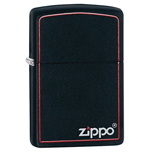 Zippo Windproof Lighter| Metal Long Lasting Zippo Lighter|Best with Zippo Lighter Fluid| Refillable Lighter|Perfect...