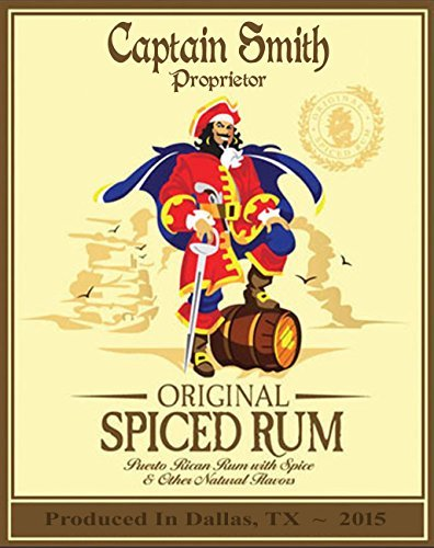 personalized-captain-morgan-rum-label-on-750ml-fifth-rum-bottle-by-red-head-barrels